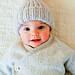 Molly's Sketchbook: Super Simple Super Soft Merino Baby Hats