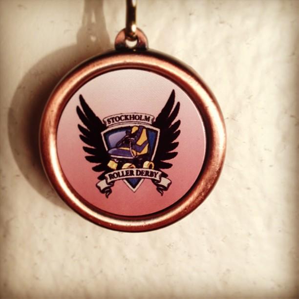 Tack for medaljen