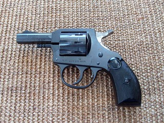 H&R .22 Revolver | by CapCase