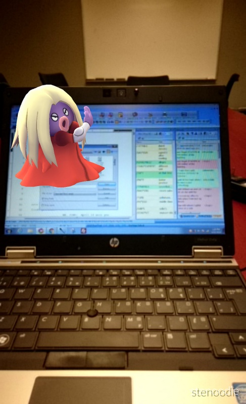 Pokemon Go Jynx