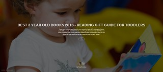 Best 3 Year Old Books 2016 - Reading Gift Guide for Toddlers on Flipboard