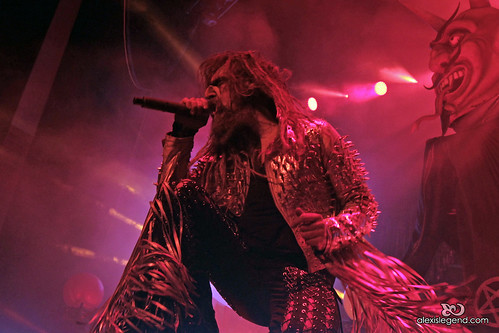 Rob Zombie vocalist
