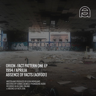 Absence of Facts - AOF001