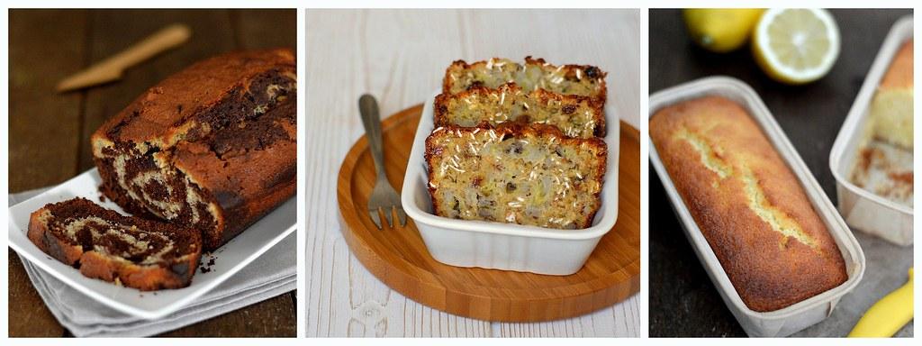 recettes de cakes pour le go ter cuisiner tout simplement le blog de cuisine de nathalie. Black Bedroom Furniture Sets. Home Design Ideas