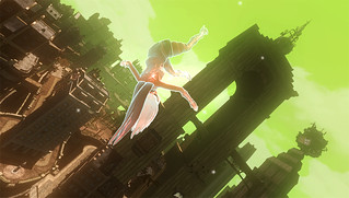 gravity rush | by PlayStation Europe