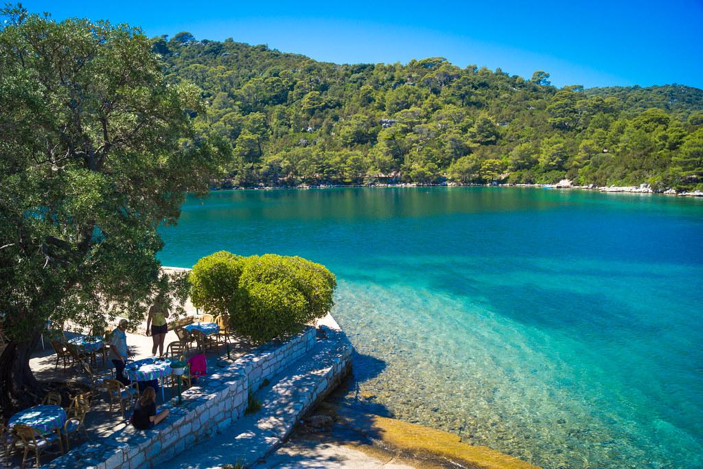 Hotel ODISEJ Island of MLJET Croatia