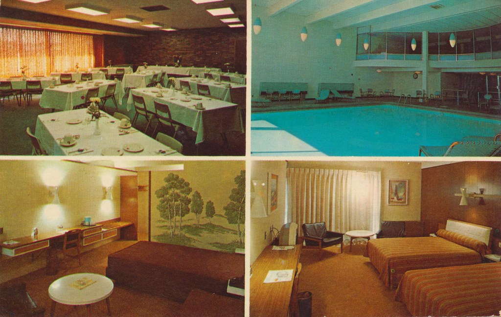 Howard Johnson's Motor Lodge - Urbana, Illinois