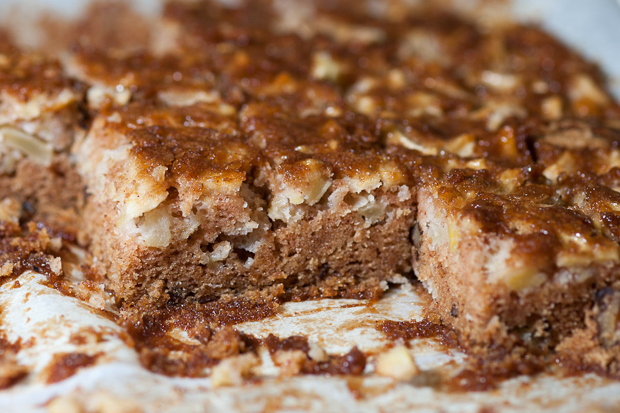 Apple And Cinnamon Cake Donna Hay