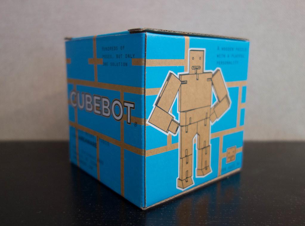 Cubebot Flickr