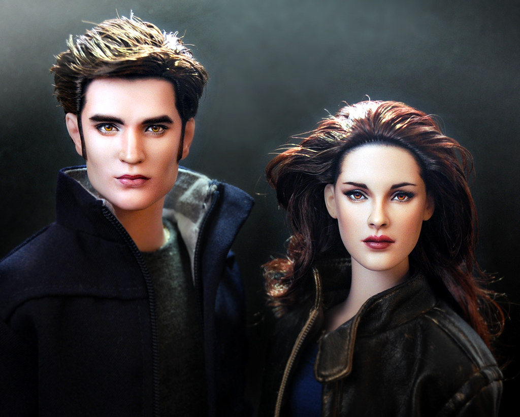 Edward Cullen & Bella Swan, the twilight series breaking d ...