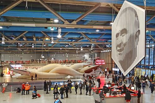 Le centre georges pompidou paris le centre national d 39 ar flickr - Les cents ciels paris 11 ...