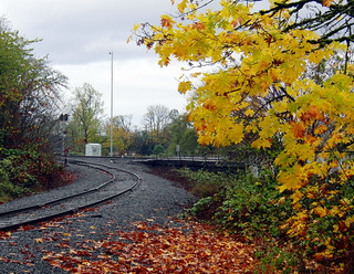 Colors by the Tracks | by Slideshow Bruce