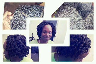 2strand twists sewin# | by Monaes Braids