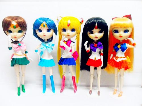 Pullip Dolls Sailor Moon Moon Pgsm Pullip Doll 2013