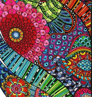 Image Result For Kaleidoscope Design Coloring