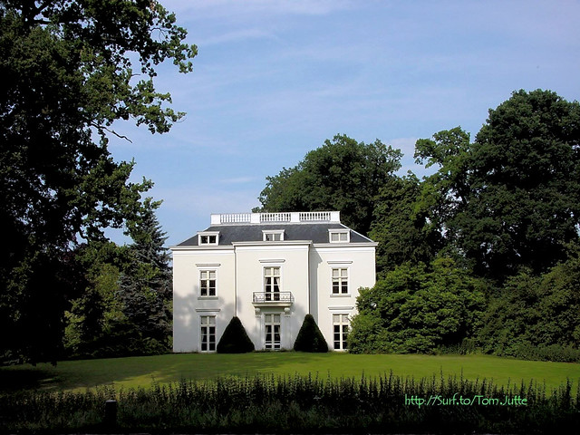 Country seat Hoog Beek en Royen, Zeist, Netherlands - 1531