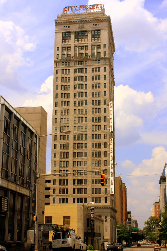 City Federal Building - Birmingham, AL | From Wikipedia ...