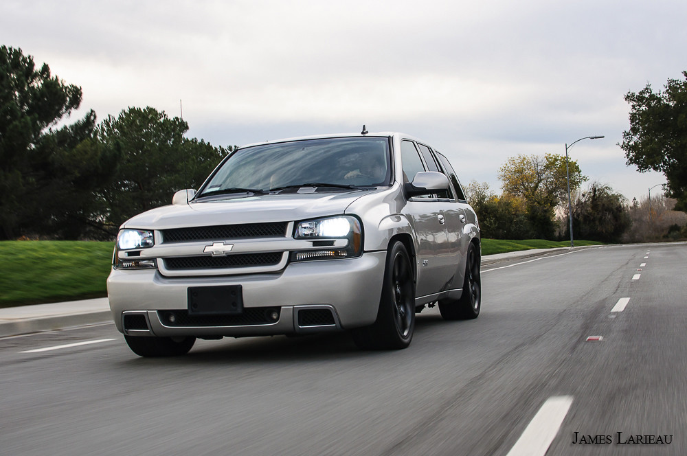 2007 Chevrolet Trailblazer Parts and Accessories