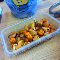 Graze Spicy Nuts