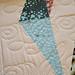 Twizzle Quilt Treble Clef Design