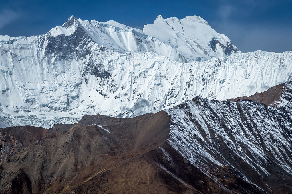 The North Face of Annapurna I (8,091 m) | The North Face ...