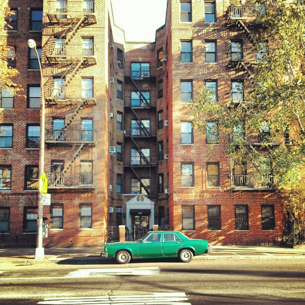 Green Machine - Sixth Ave