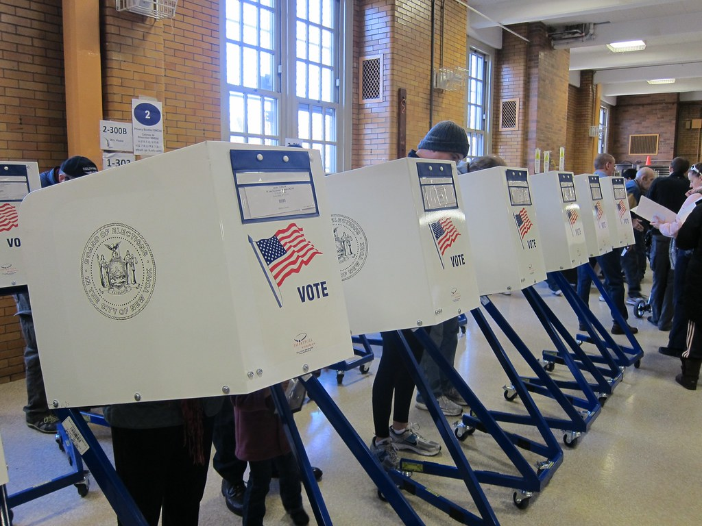 """Voting Rights >> Vote 