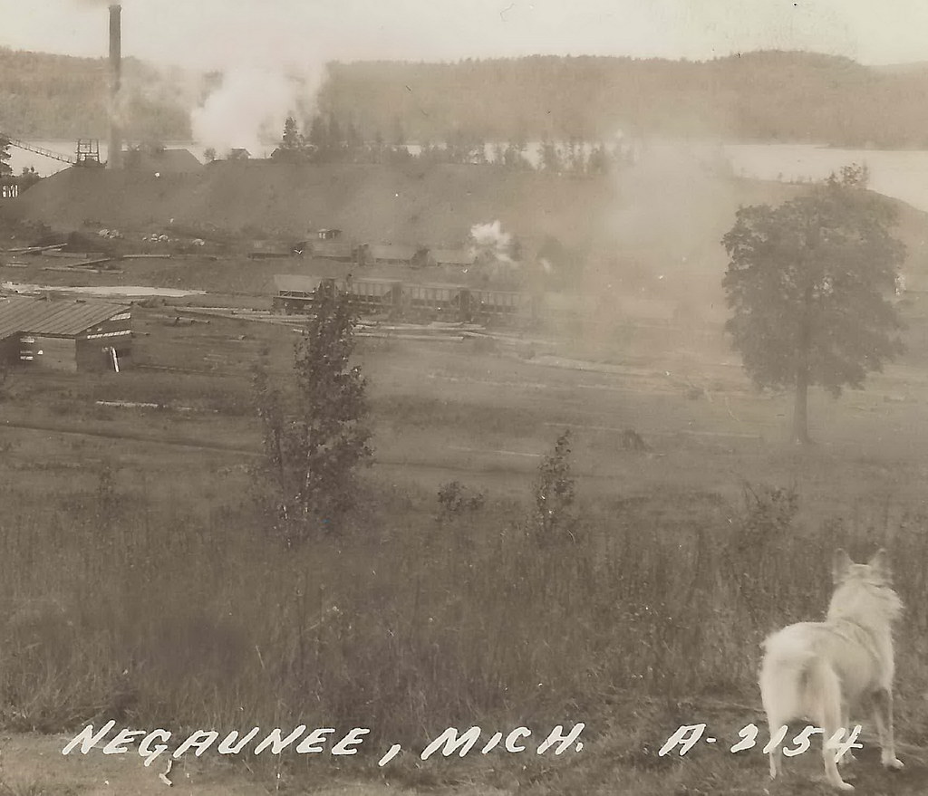Incredible Mining Up Negaunee Mi Industry Iron 1930S Rppc The Hartfor Download Free Architecture Designs Meptaeticmadebymaigaardcom