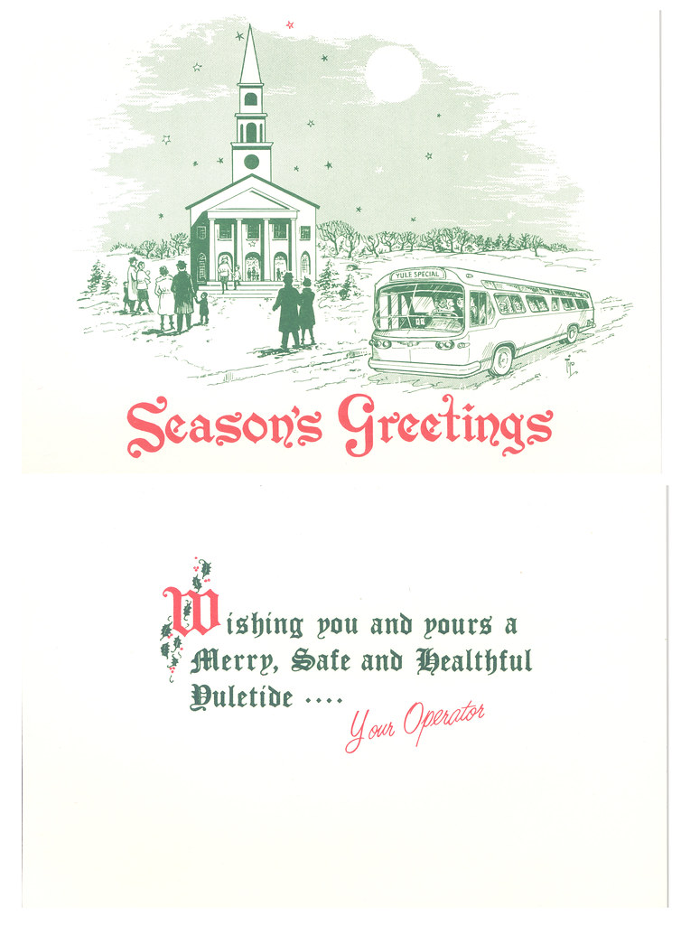 Seasons greetings a holiday greeting card printed circa flickr seasons greetings by metro transportation library and archive m4hsunfo