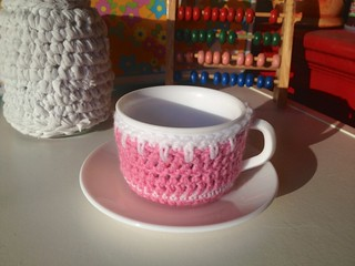 Crochet teacup | by *Mirre*