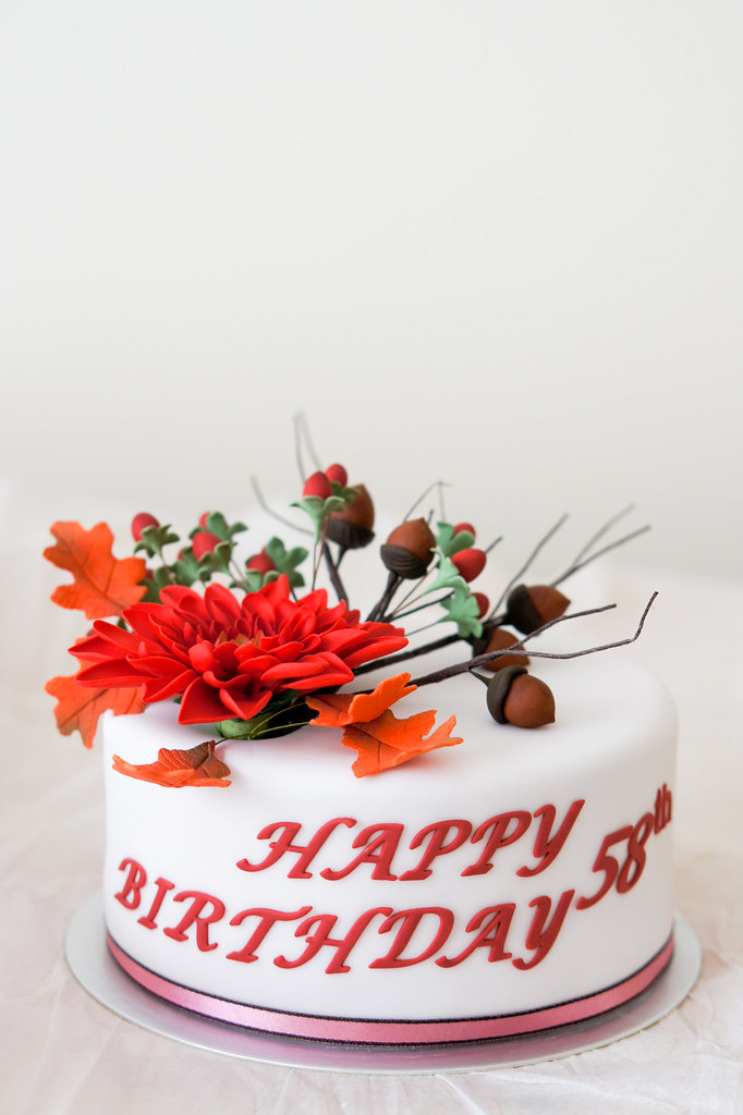 Sweet Birthday Cake Pic