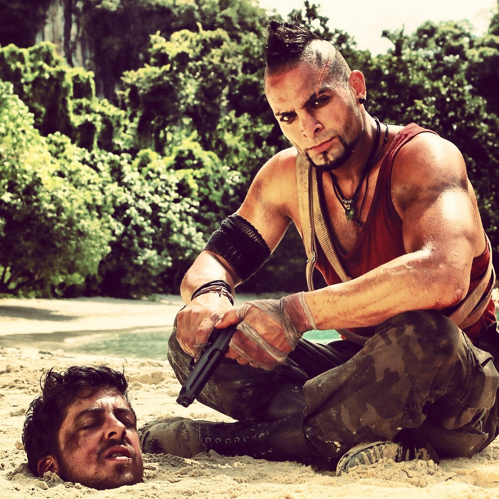 vaas far cry 3 - photo #8