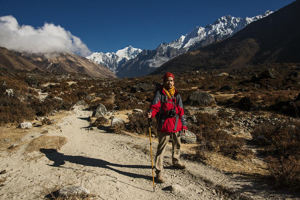 Nepal Langtang Valley Trek Langtang National Park Hi