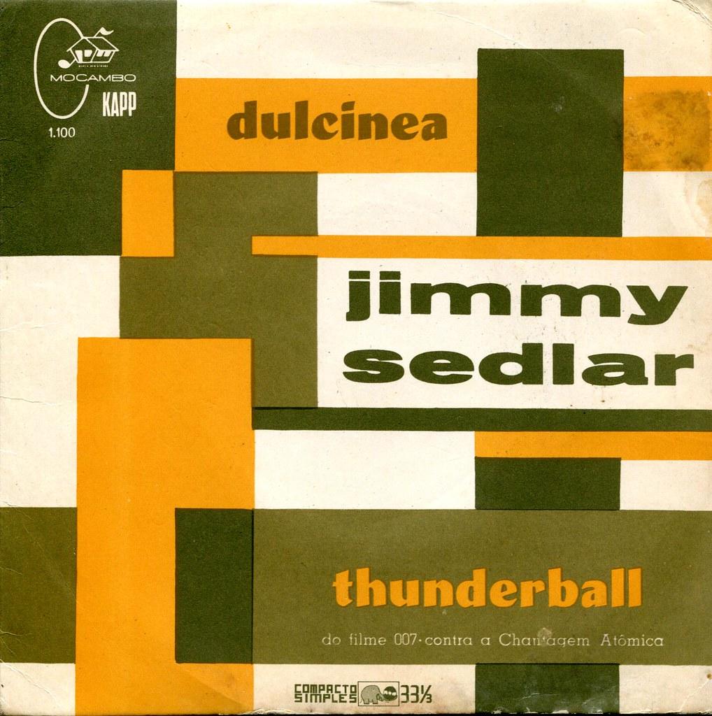 James Sedlar* Jimmy Sedlar His Trumpet & Orchestra - Movie Hits Of '66