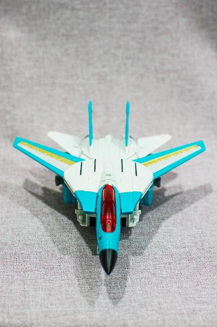 Rhadamanthus Jet Mode Front