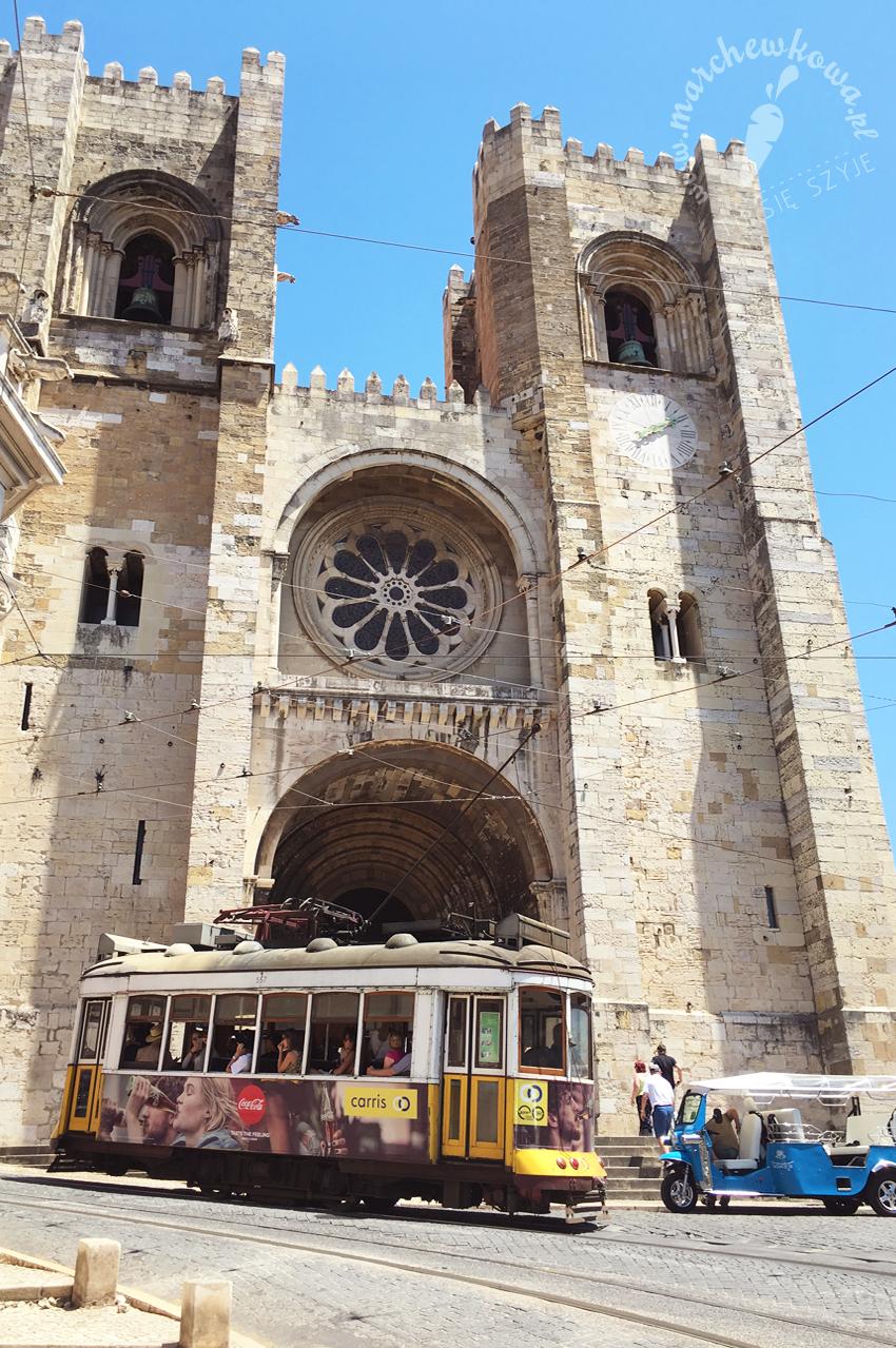 Lisbon catedral