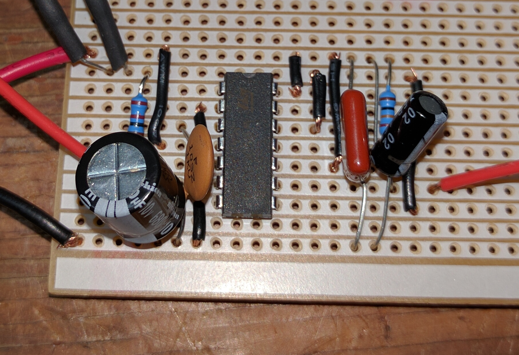 Diy Fan Controller For Pwm Fans Archive Overclockers Forums Ac Speed Control Electronics Forum Circuits Projects And