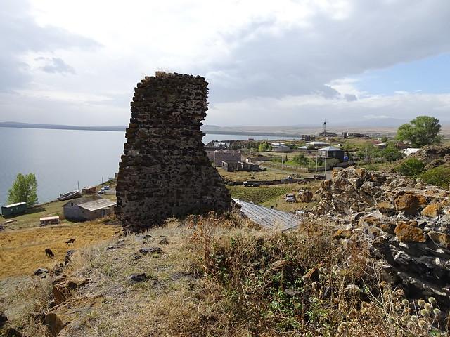 Berdkunk castle ruin