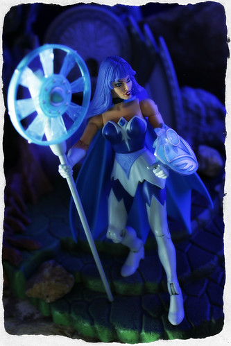 Masters of the Universe Classics - Frosta | by Ed Speir IV