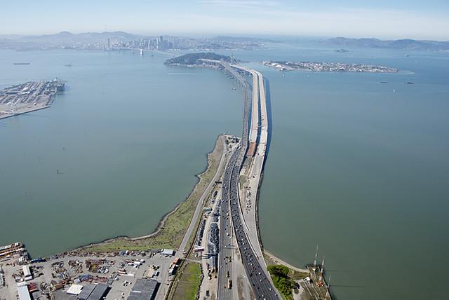San francisco oakland bay bridge california flickr photo sharing