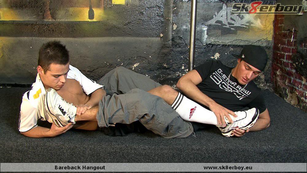 bareback hangout