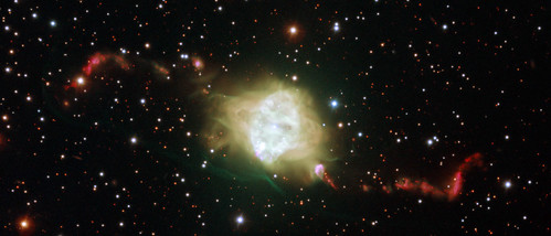 The planetary nebula Fleming 1 seen with ESO's Very Large Telescope | by European Southern Observatory