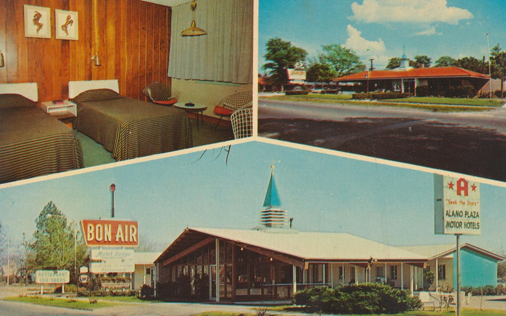 Bon-Air Motor Lodge - Allendale, South Carolina