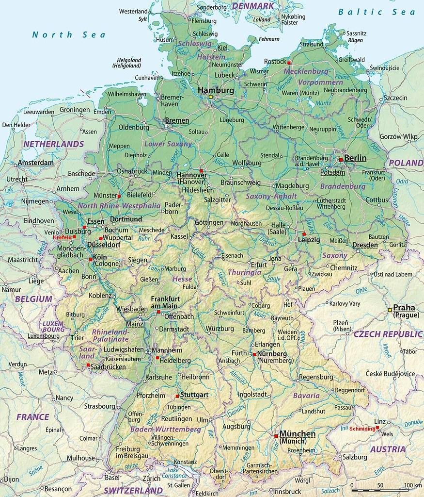 gorilla zoo map germany by w i l l a r d