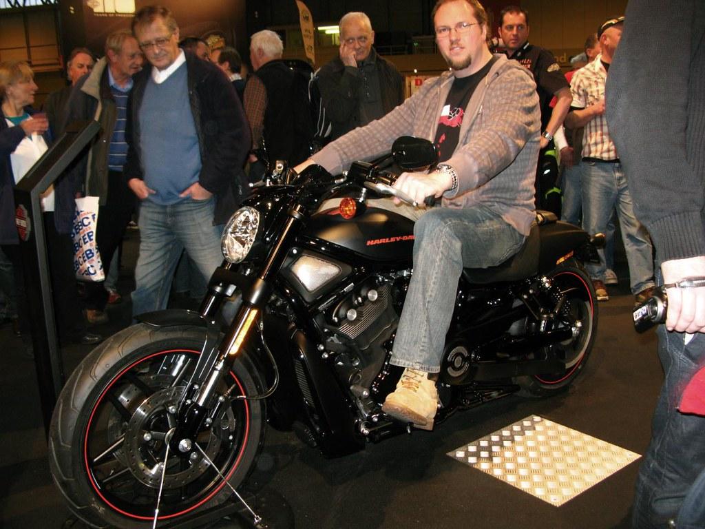 Harley Davidson Vrscdx V Rod