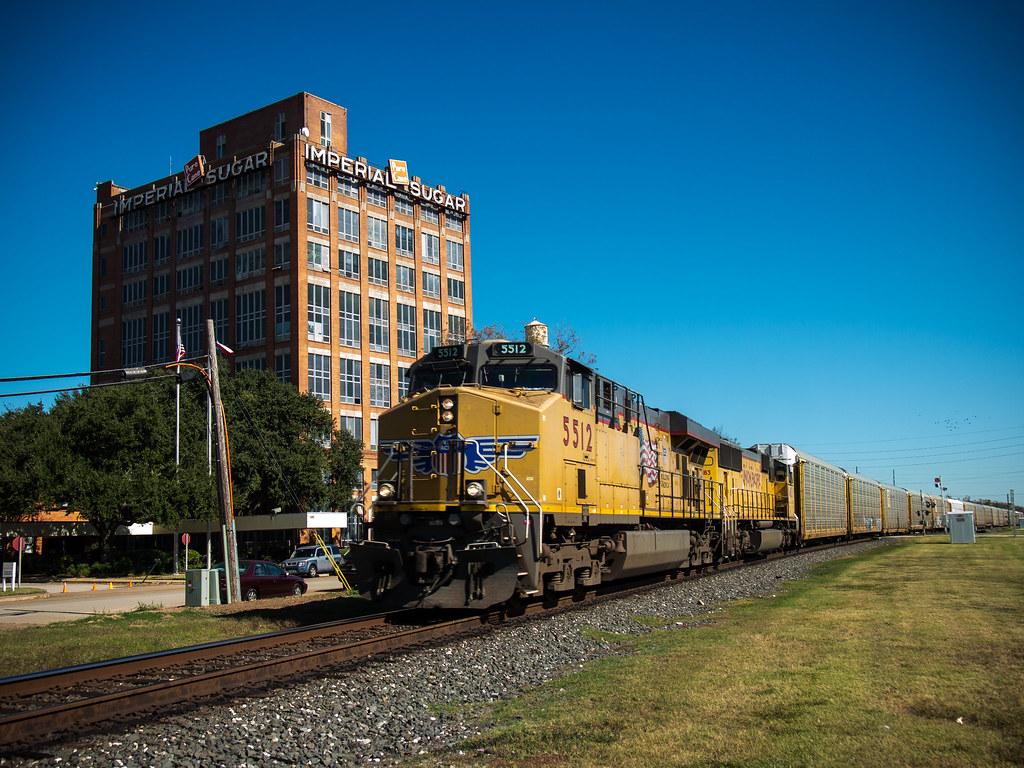 Union Pacic Sugar Land Tx Union Pacific Locomotives