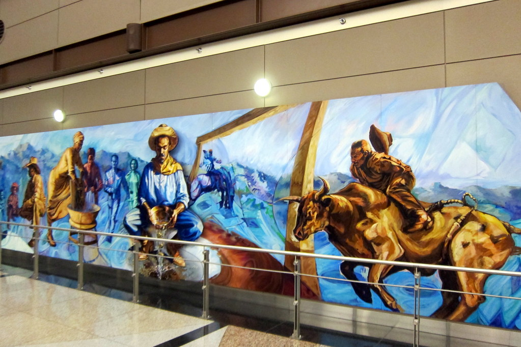 ... Denver: Denver International Airport   Mile High And Rising | By Wallyg Part 64