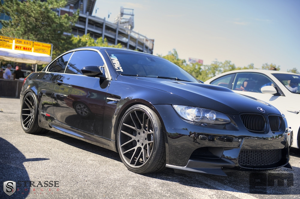 Strasse Forged Wheels Bmw M3 20 Inch Sm7 Deep Concave Ful Flickr