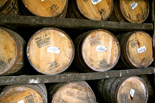 Buffalo Trace Bourbon Distillery | by farenough