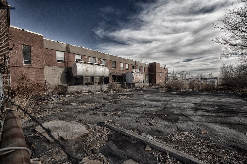 Industrial Wasteland |...